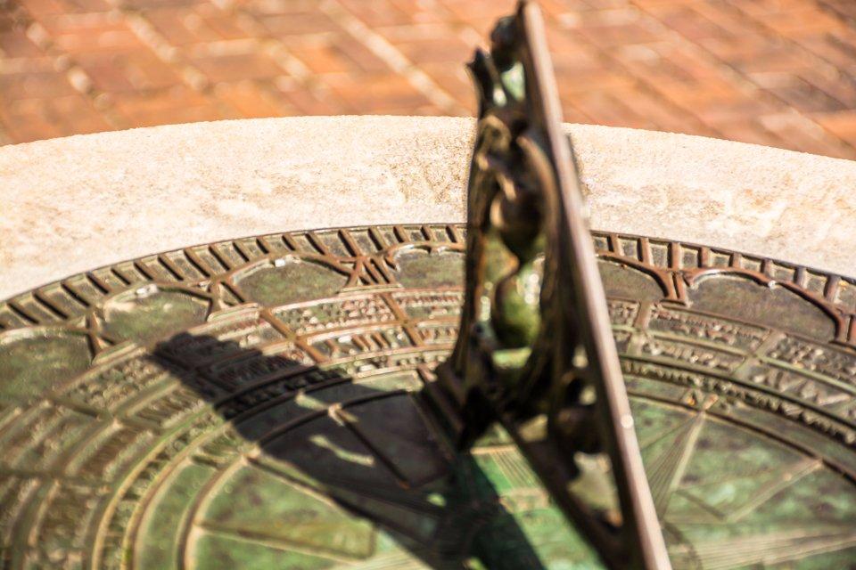 Sundial Philadelphia Public Art