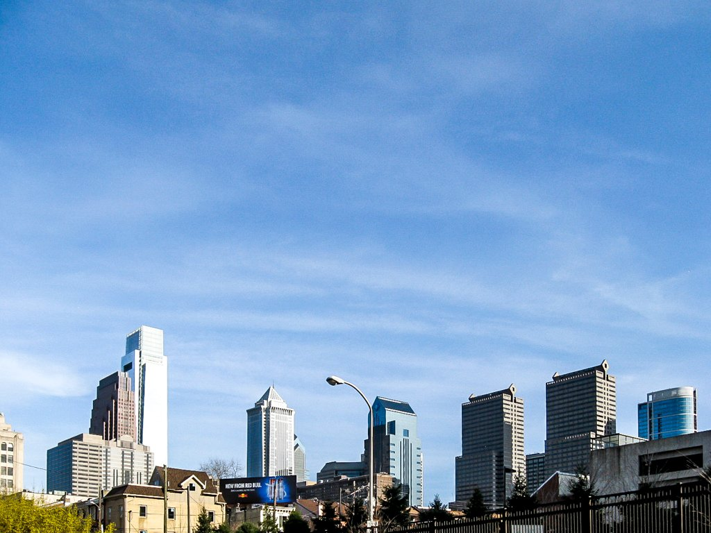 Philadelphia Skyline - always attractive