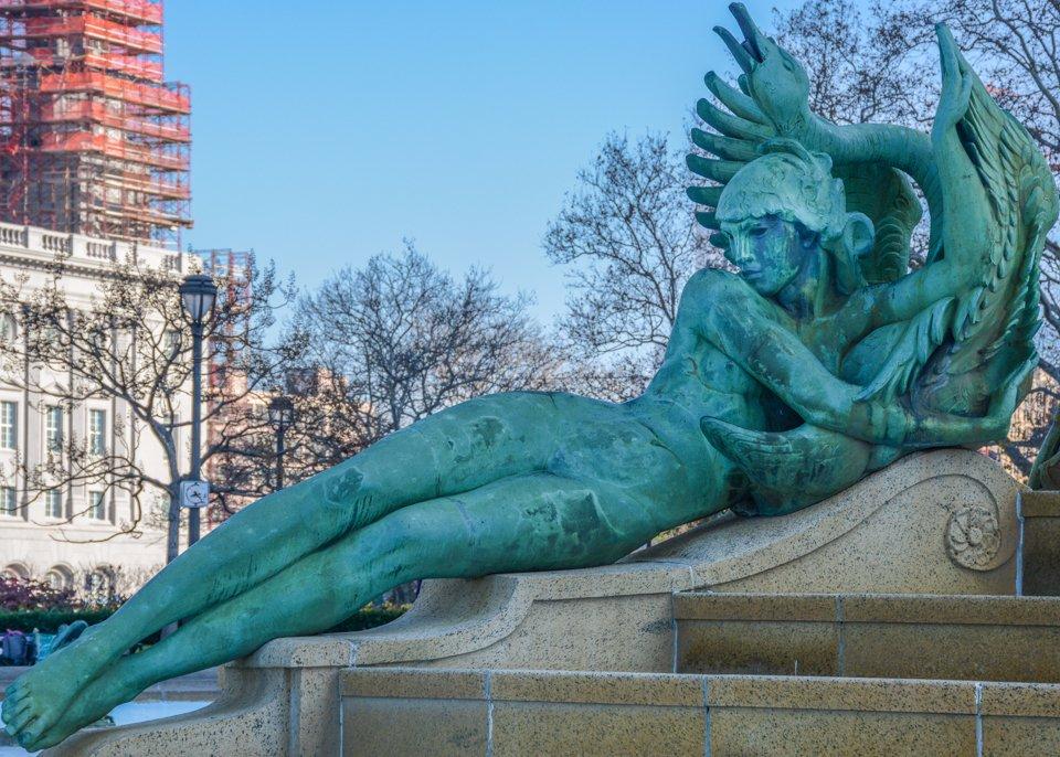 Swann Memorial Fountain