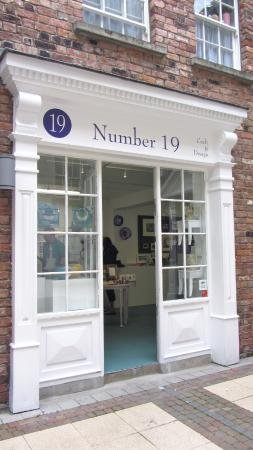 Number 19 Craft and Design