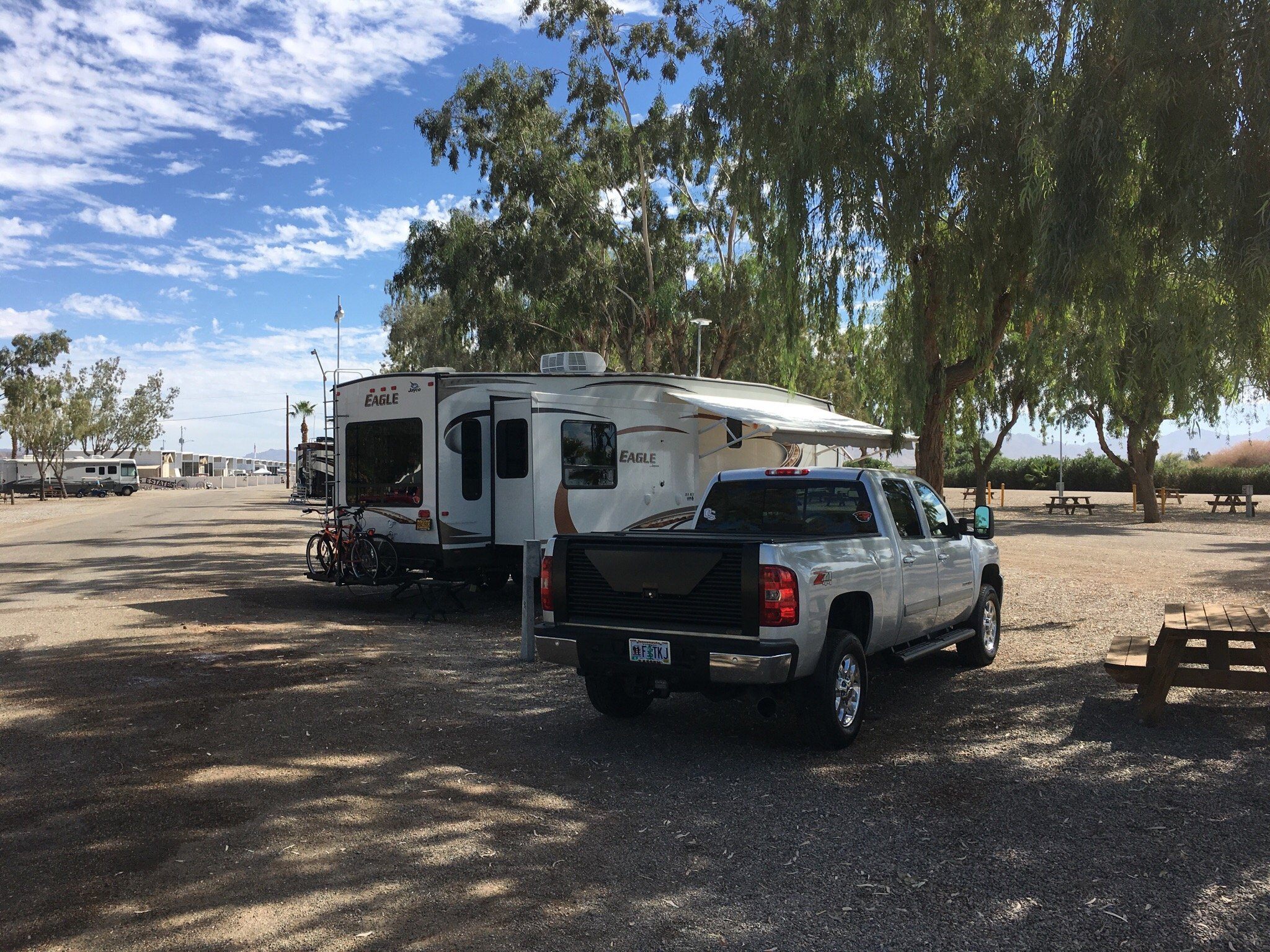 Yuma Lakes RV Resort