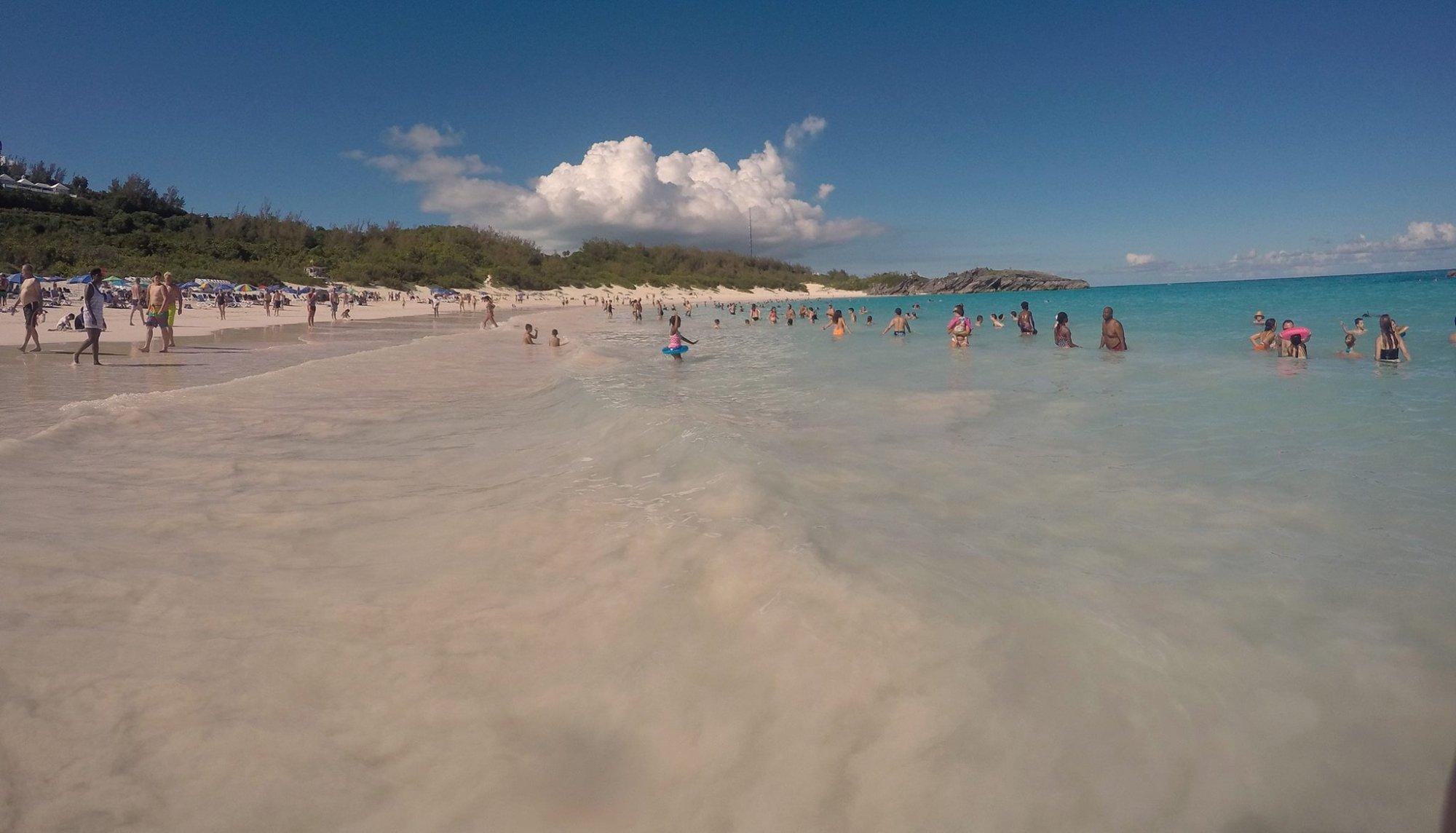 Pink Sand Beach (Horseshoe Bay Beach - Bermuda