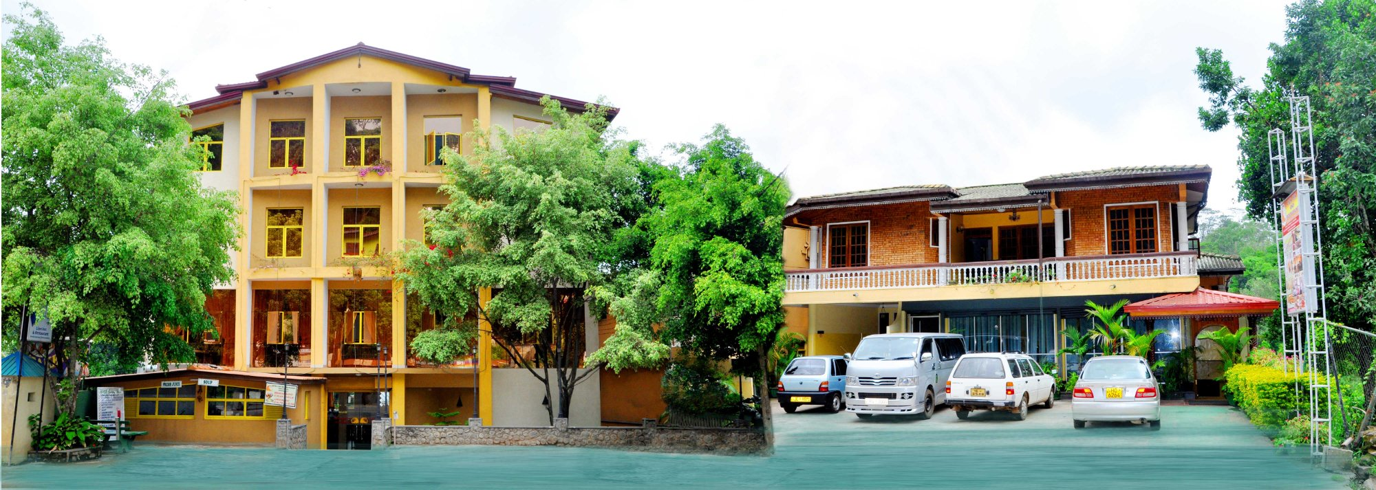 獅子客棧酒店
