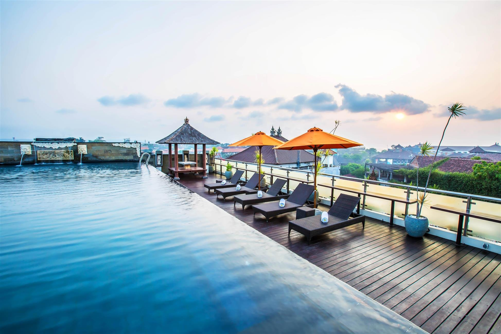 Grand Hardys Hotel and Spa Kuta