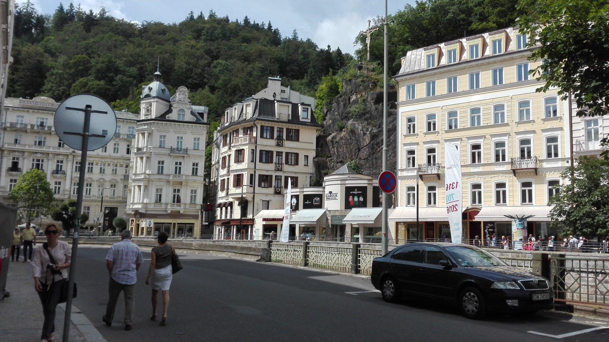 Vienna House Dvorak Karlovy Vary