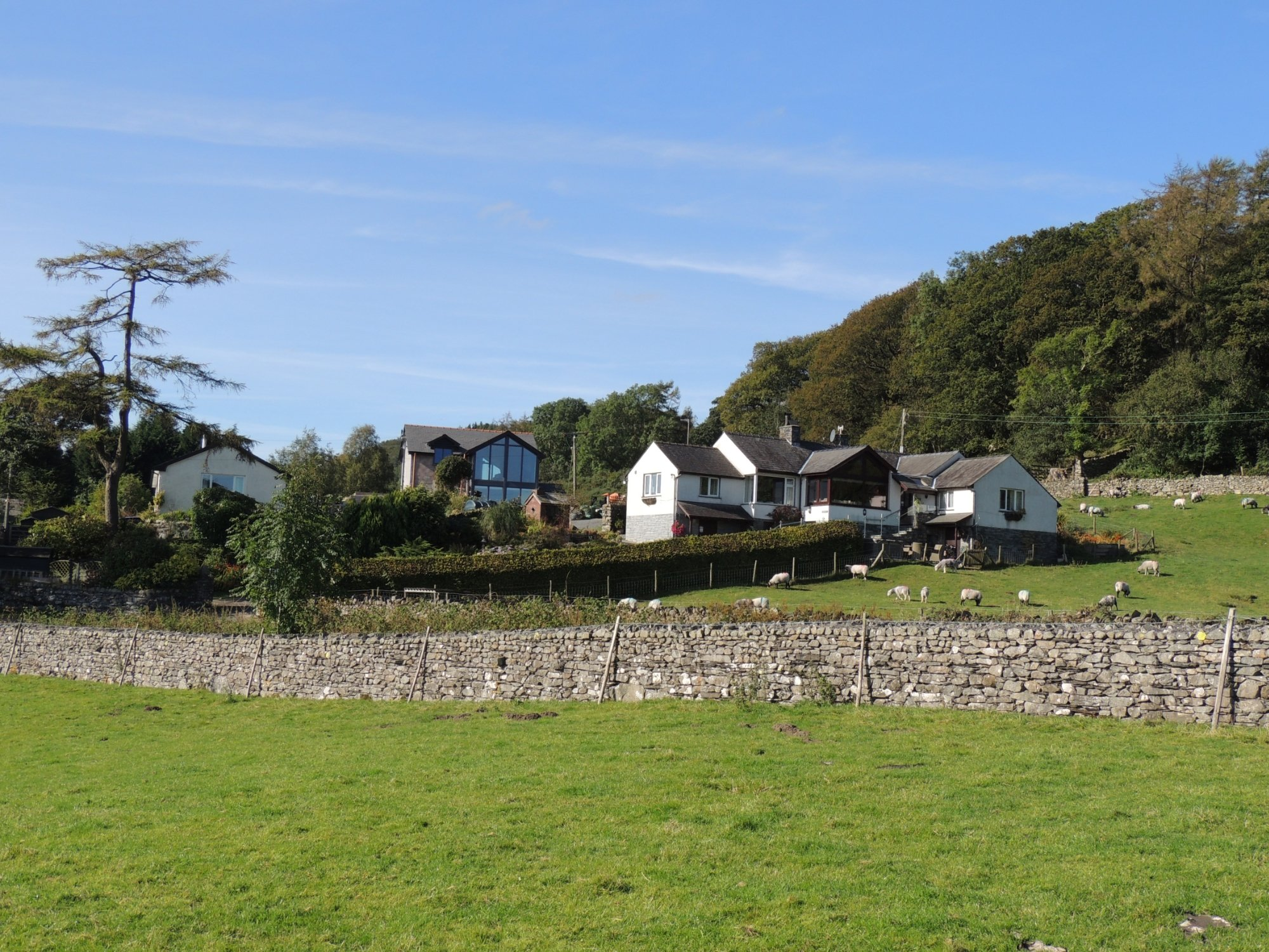 Browside & Underwood Self Catering Cottages