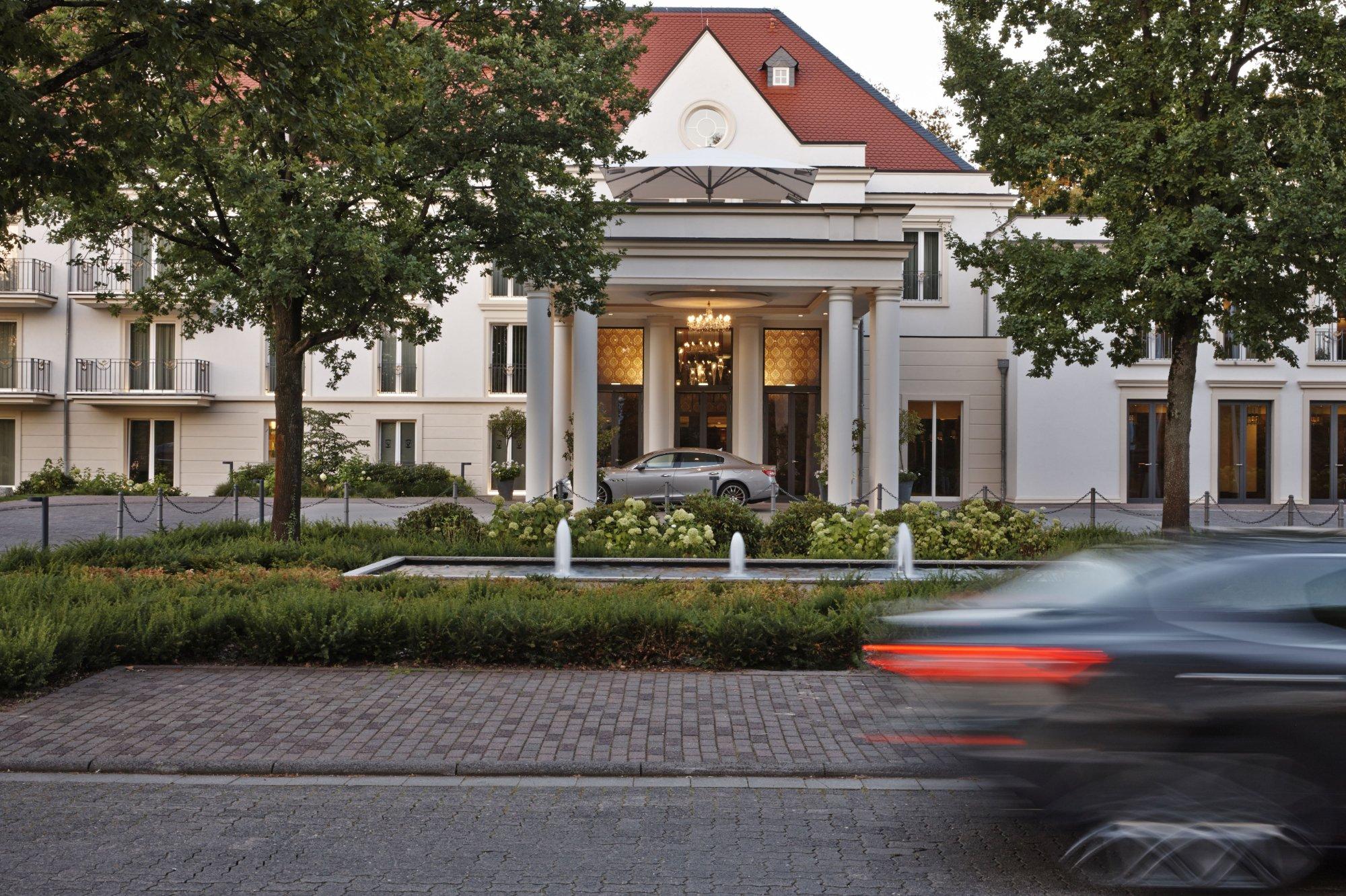 كيمبينسكي هوتل فرانكفورت جرافينبروش