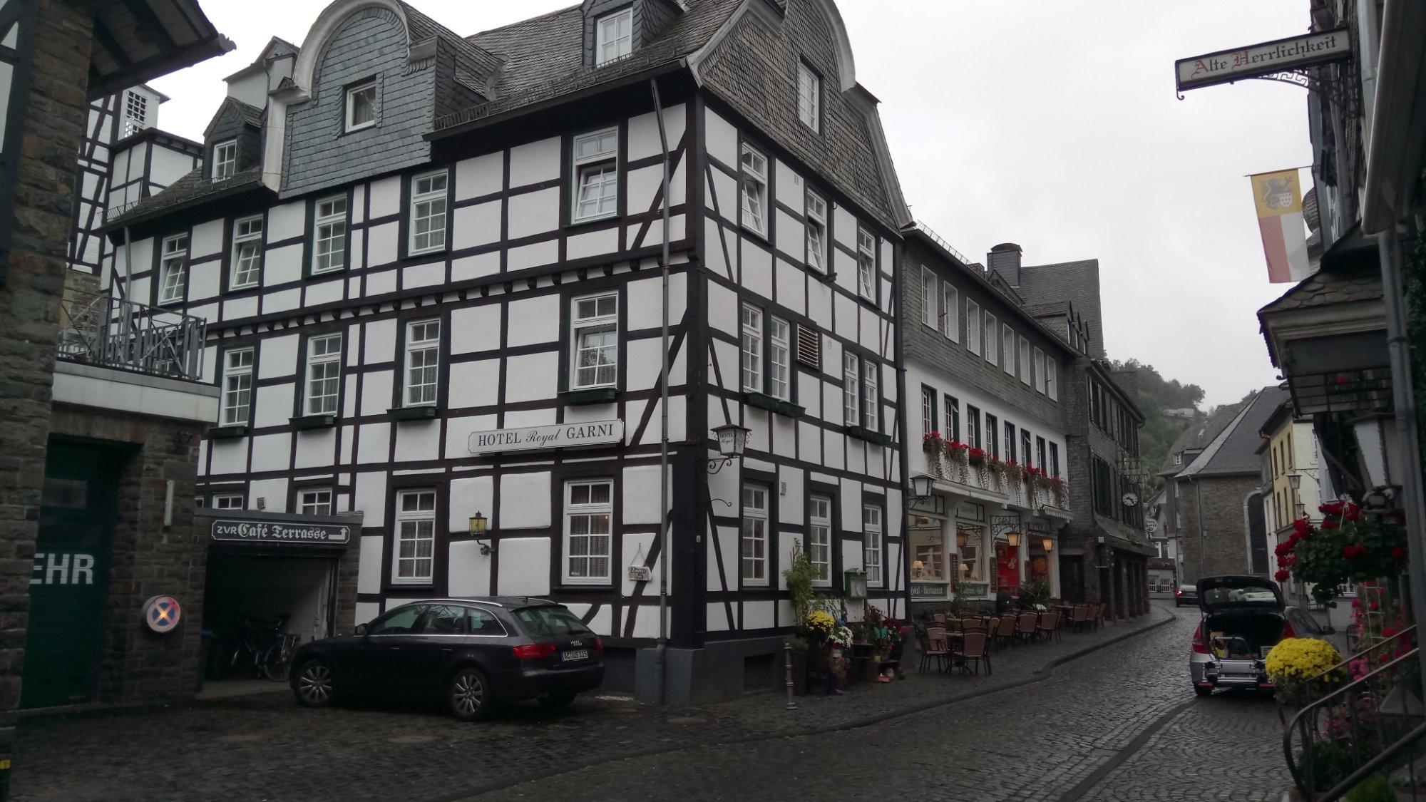Hotel Royal und Schloss-Cafe