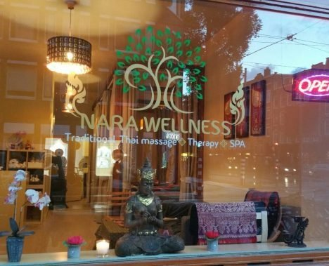 ‪Nara Wellness & Spa‬