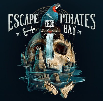 Escape from pirates bay