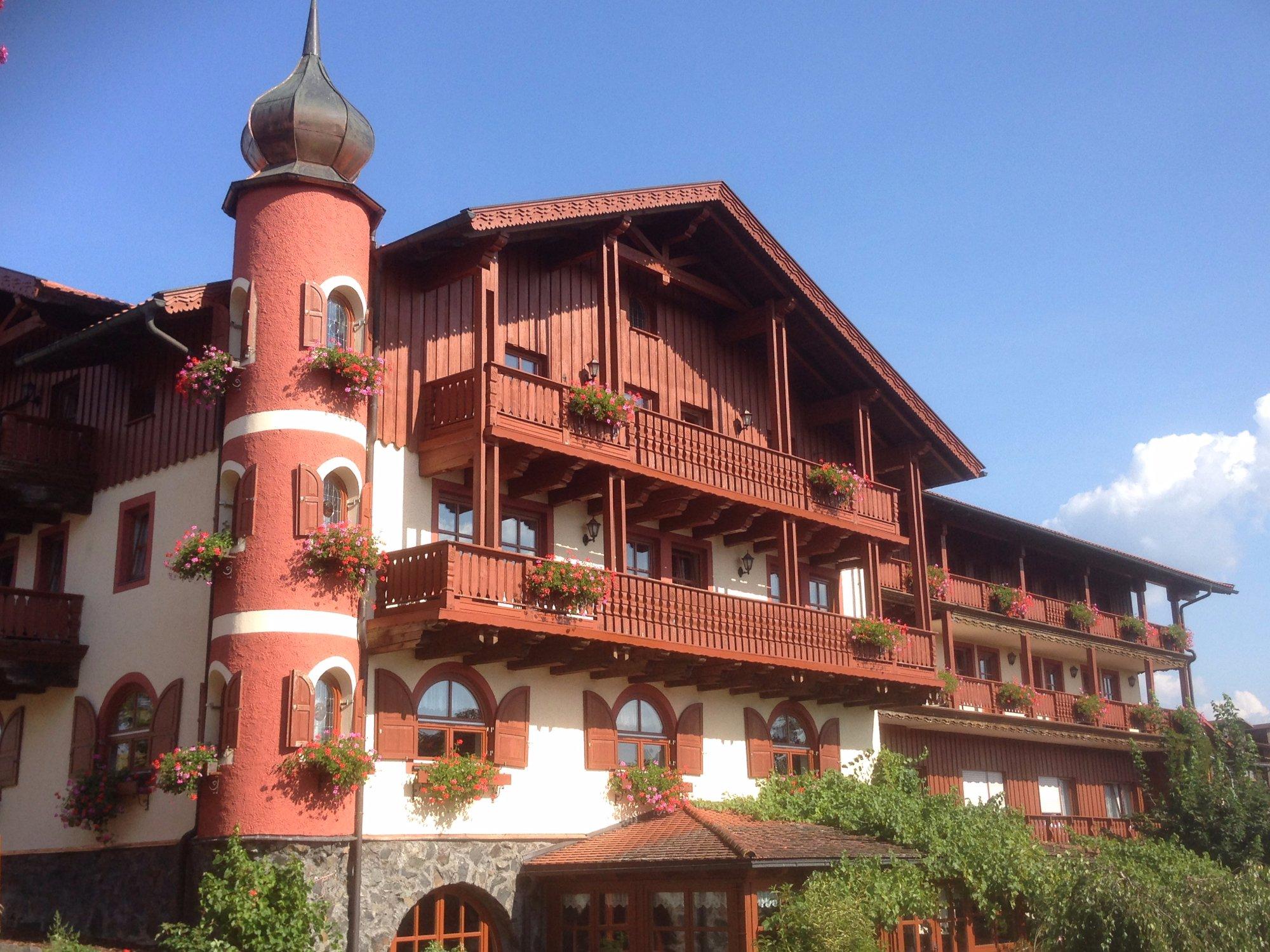 Parkhotel Boehmerwald
