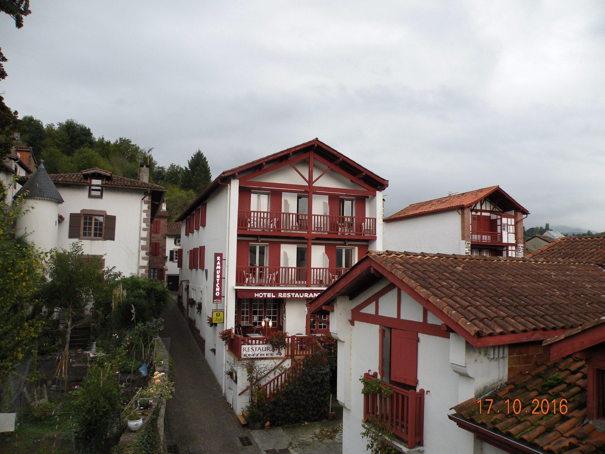 Hotel Ramuntcho