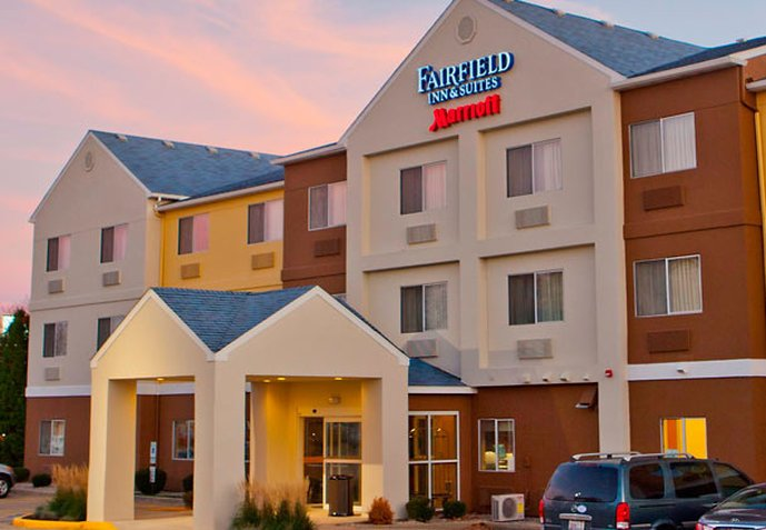 Fairfield Inn & Suites Joliet North/Plainfield