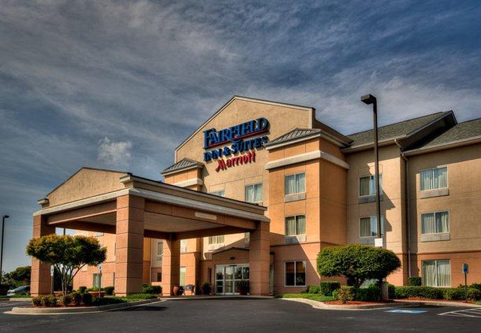 安德森克萊姆森萬豪費爾菲爾德旅館及套房飯店