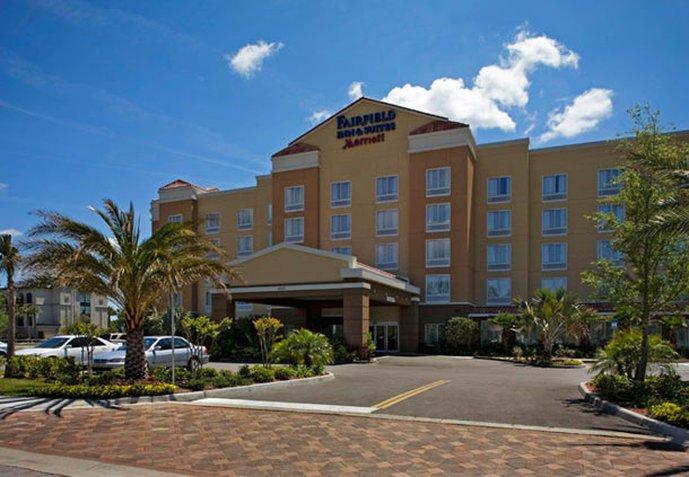 Fairfield Inn & Suites Jacksonville Butler Boulevard