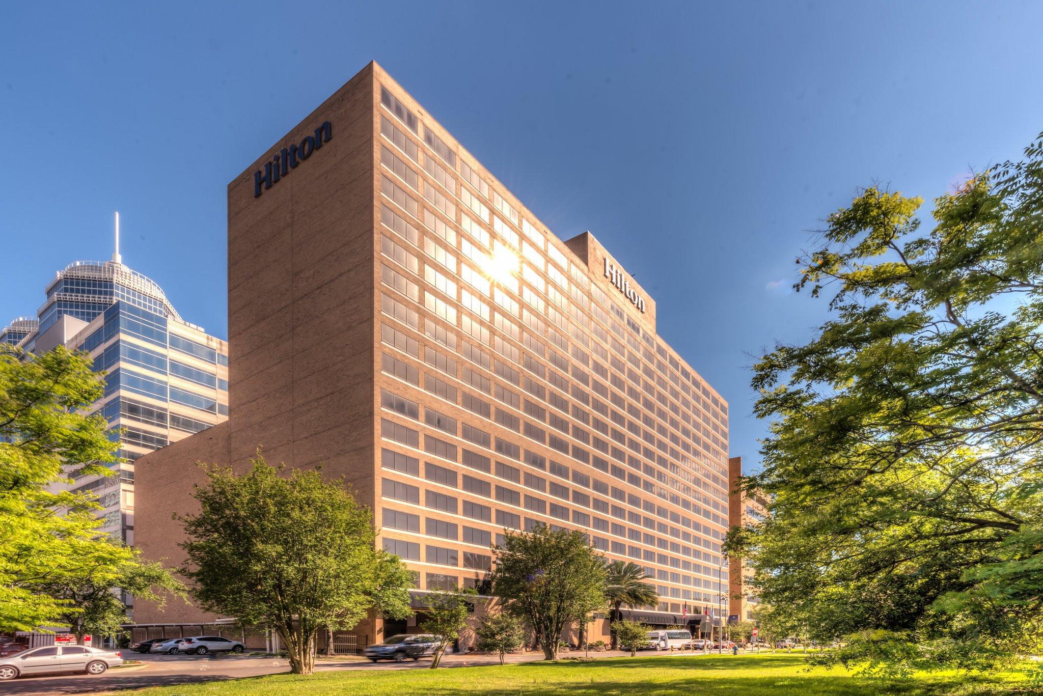 休士頓醫學中心希爾頓飯店