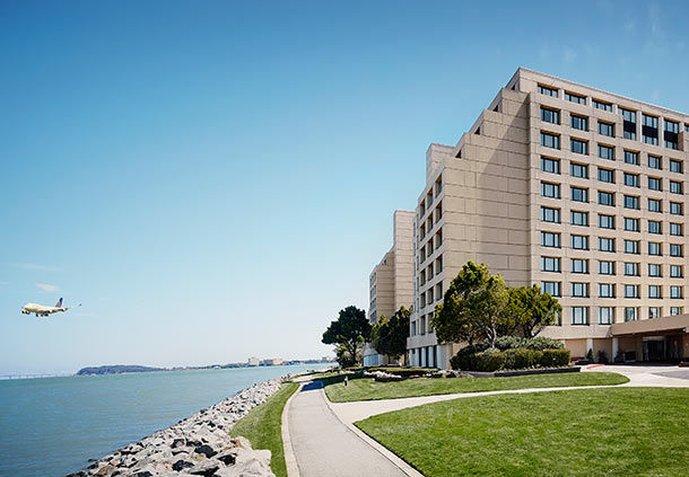 舊金山機場萬豪水岸酒店