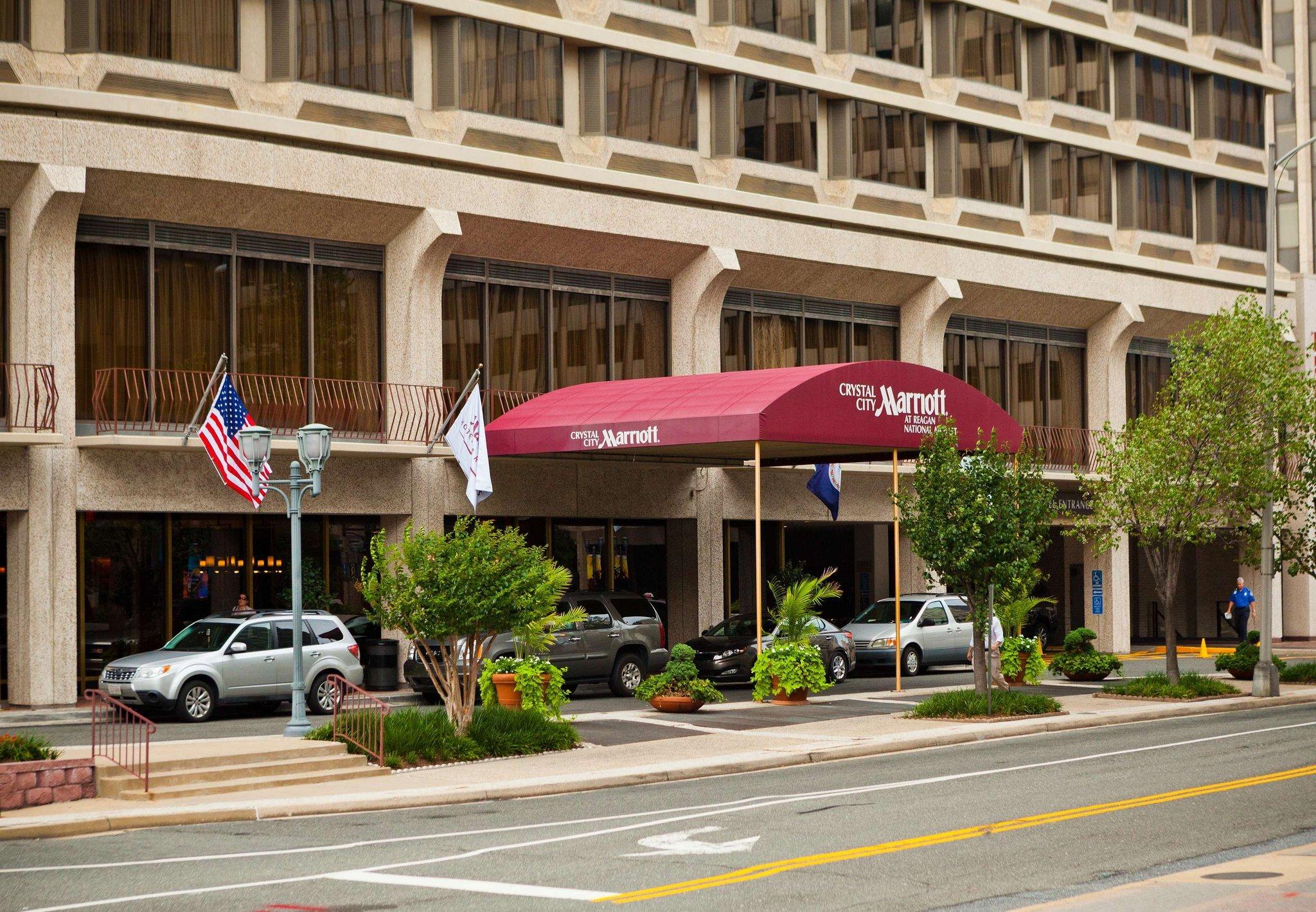 Crystal City Marriott at Reagan National Airport