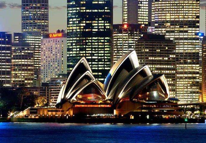 金域萬豪雪梨港灣大橋酒店(環形碼頭)