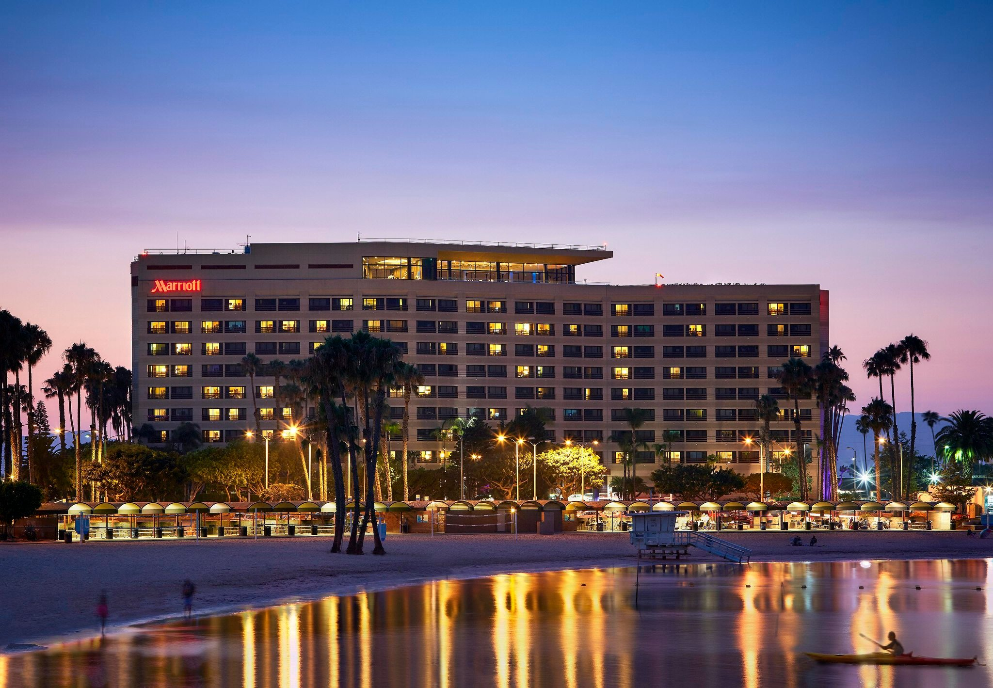 Marina del Rey Marriott