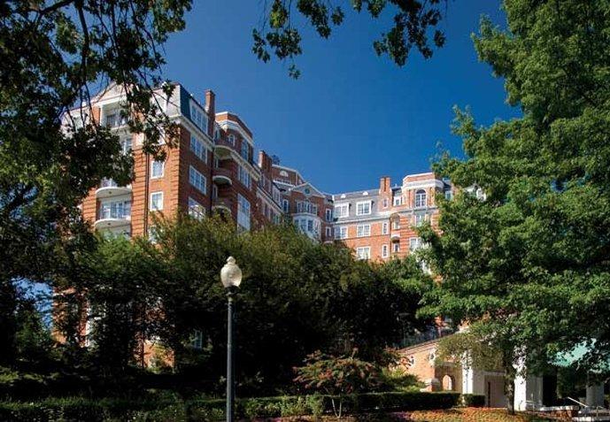 華盛頓沃德曼公園萬豪酒店