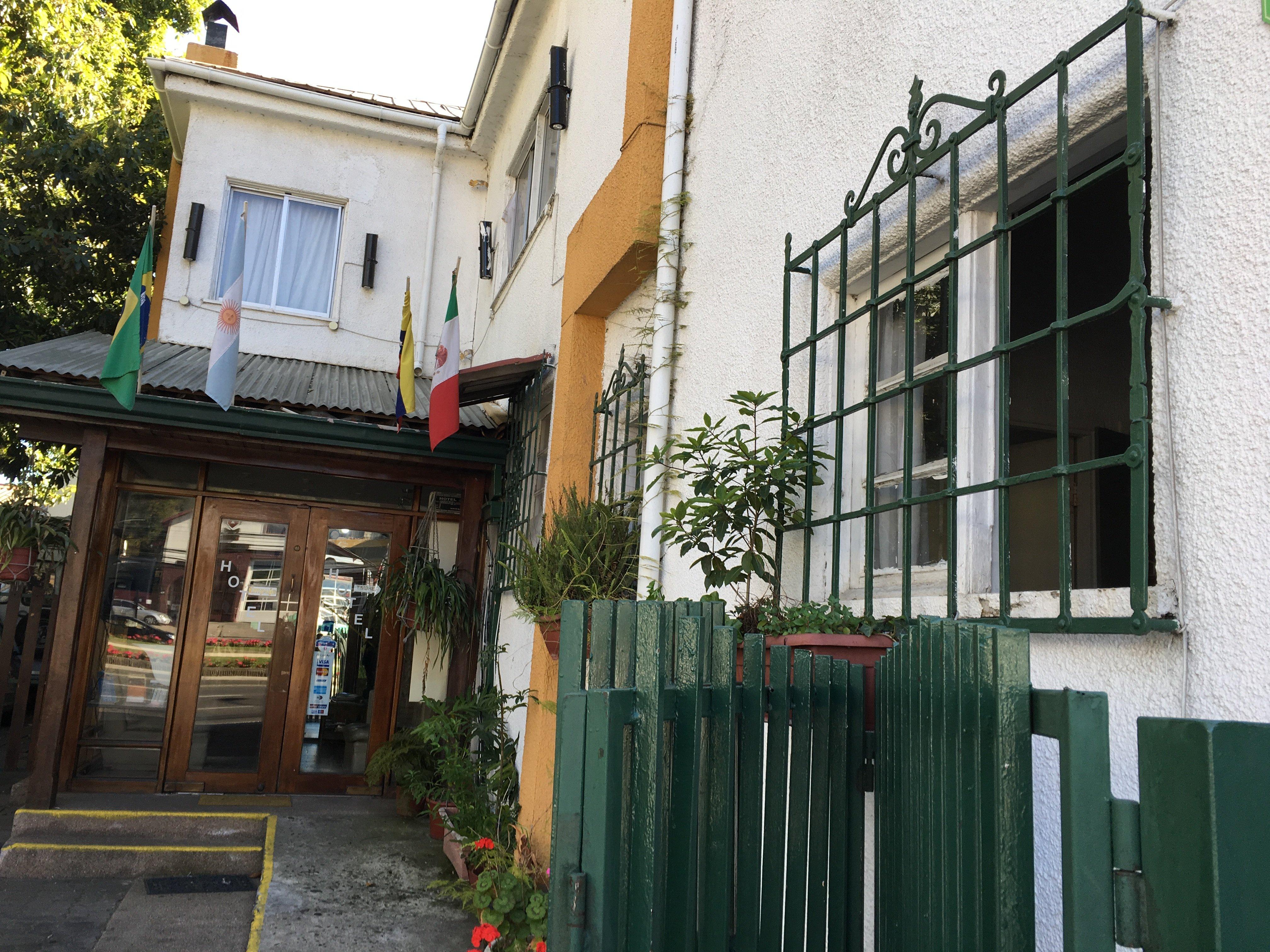 Hotel Alcantara I