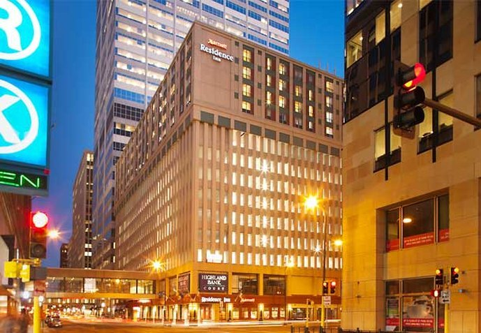 Residence Inn Minneapolis Downtown/City Center