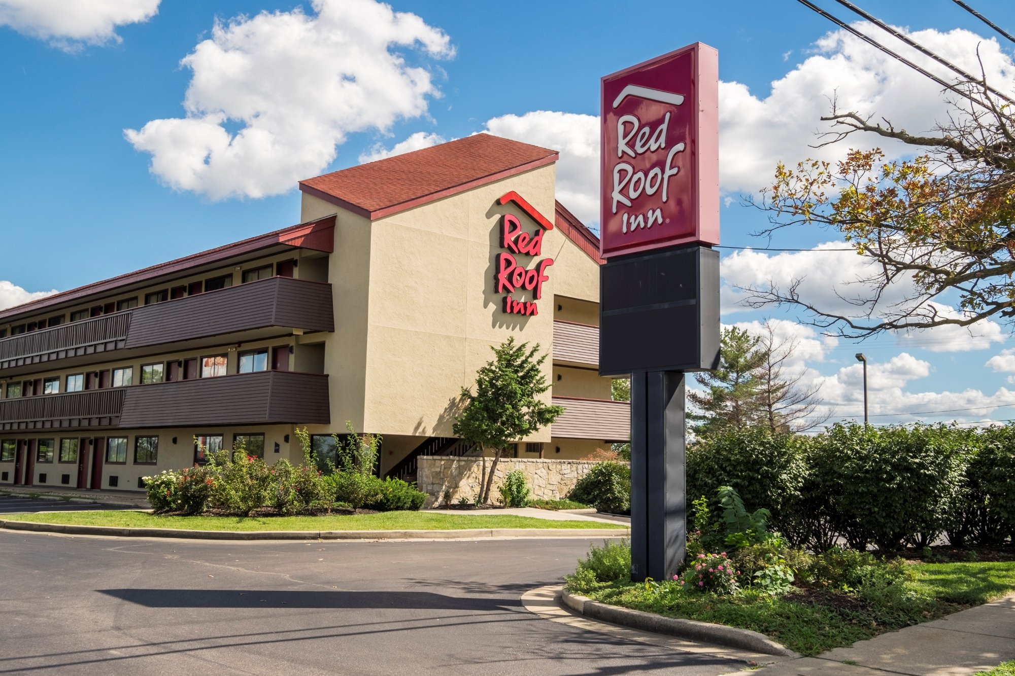 Red Roof Inn Cincinnati - Sharonville