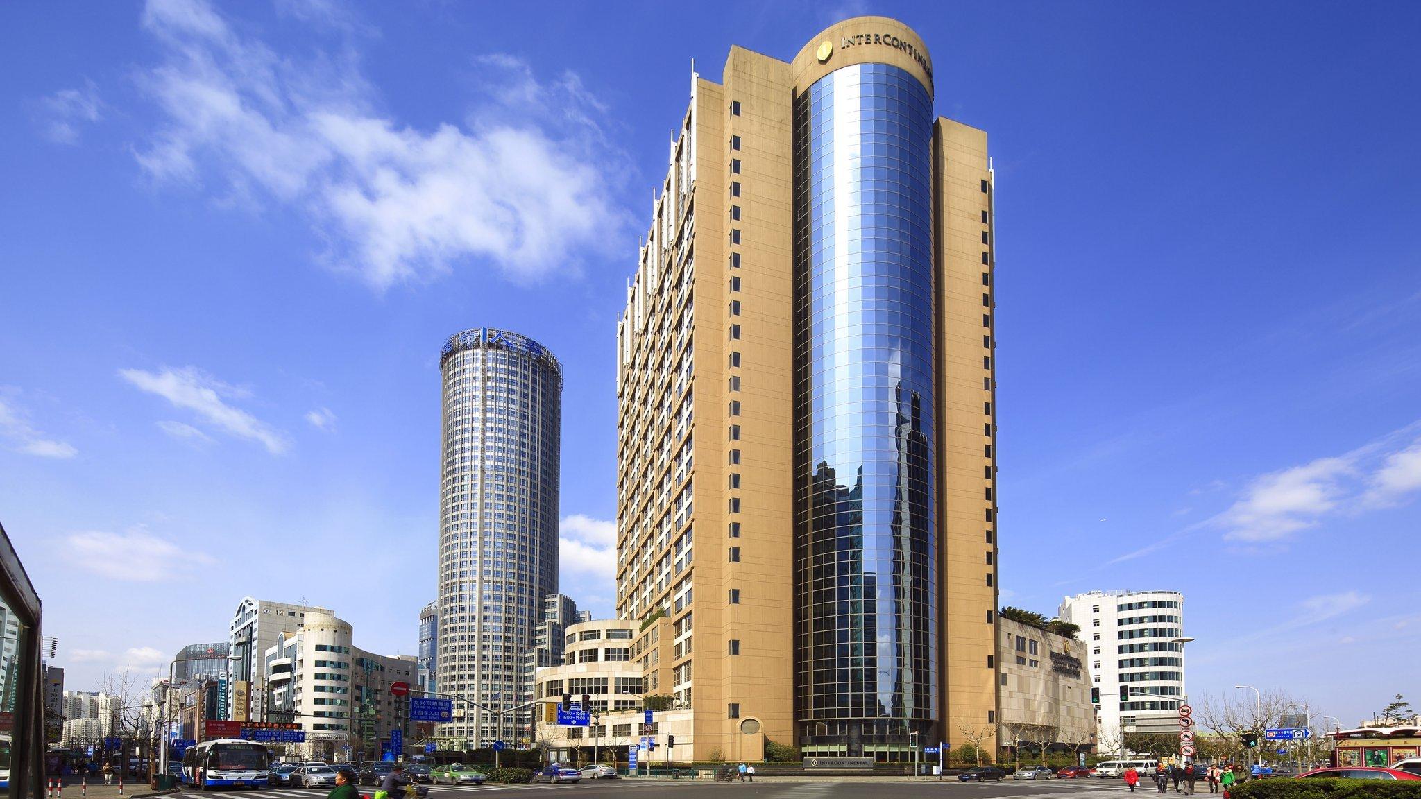 인터컨티넨털 상하이 푸동 호텔
