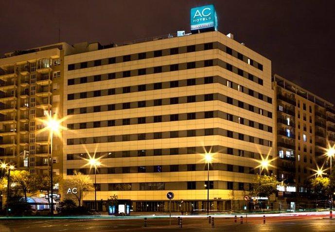 萬豪巴倫西亞交流酒店