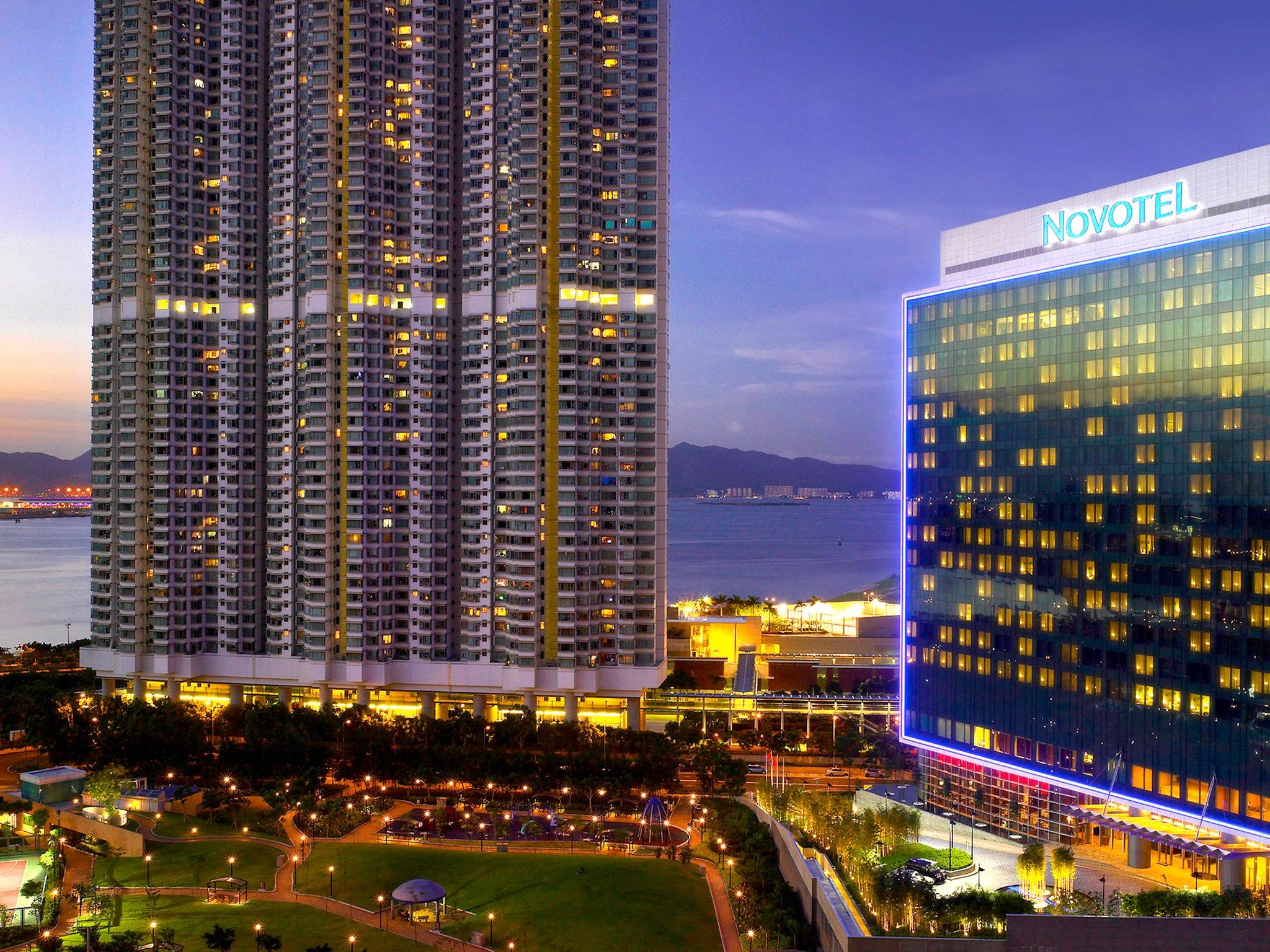 โรงแรมโนโวเทล ซิตี้เกท ฮ่องกง