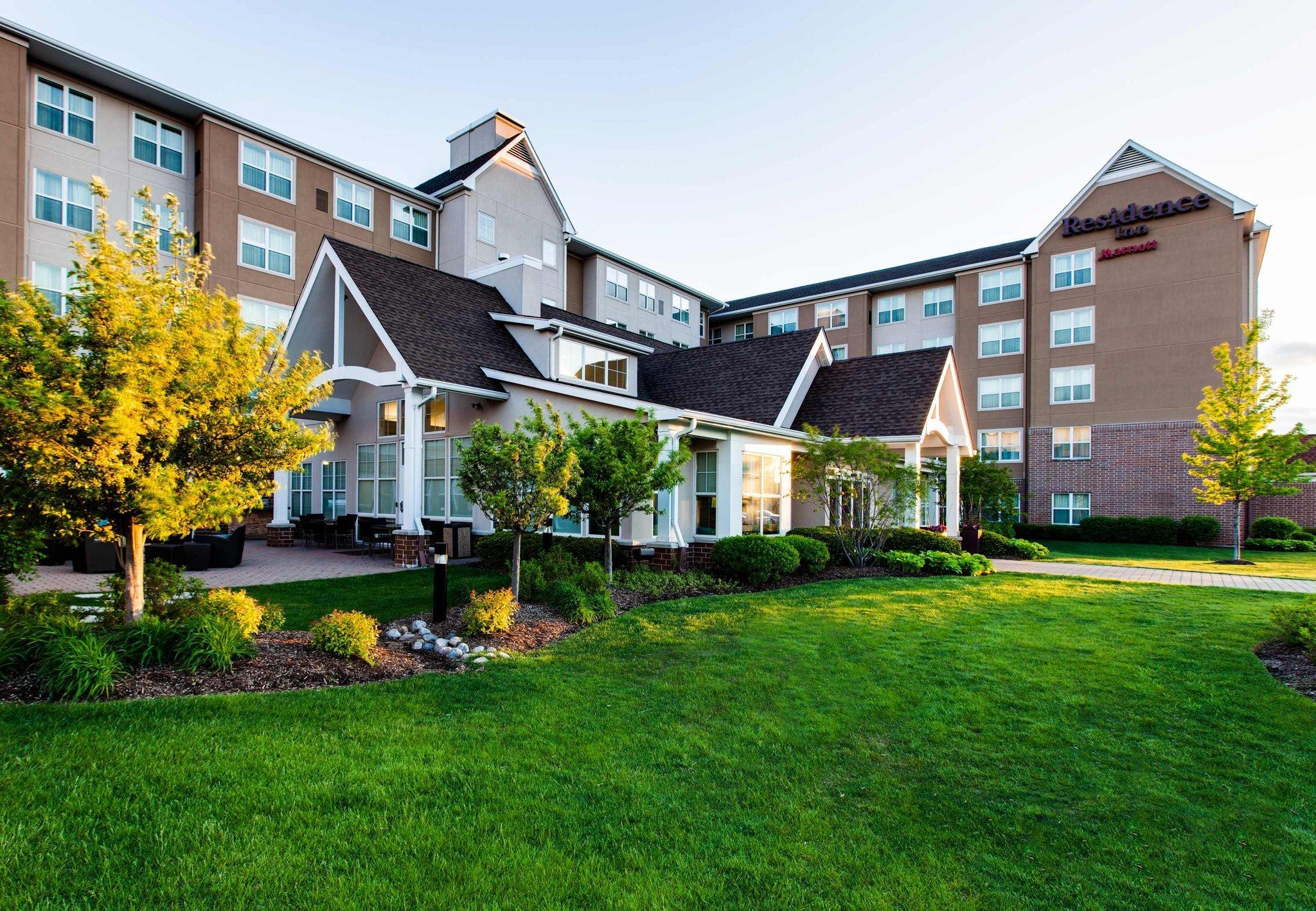 芝加哥米德韋住宿旅館