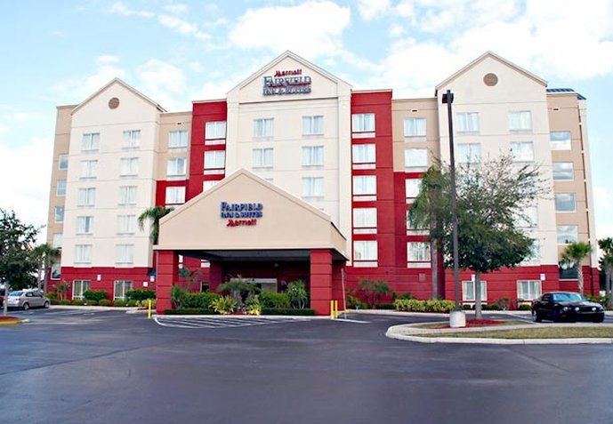 Fairfield Inn & Suites Orlando Near Universal Orlando Resort