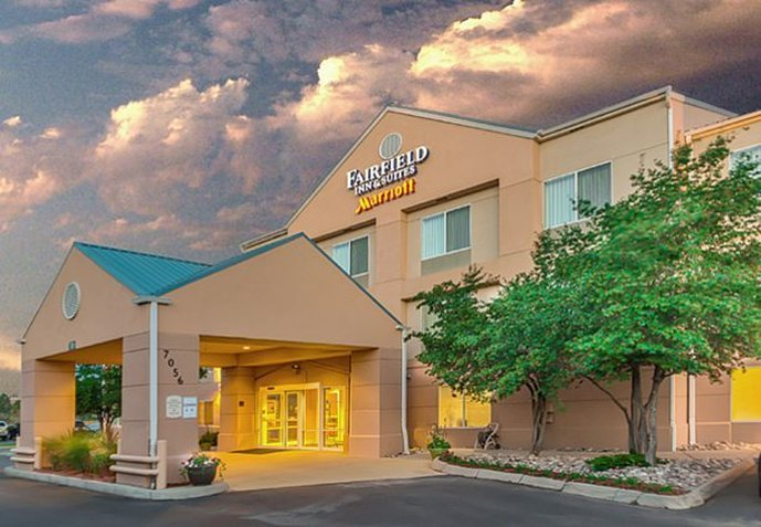 Fairfield Inn & Suites Denver Tech Center/South