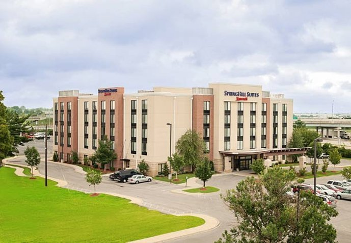 SpringHill Suites Louisville Airport