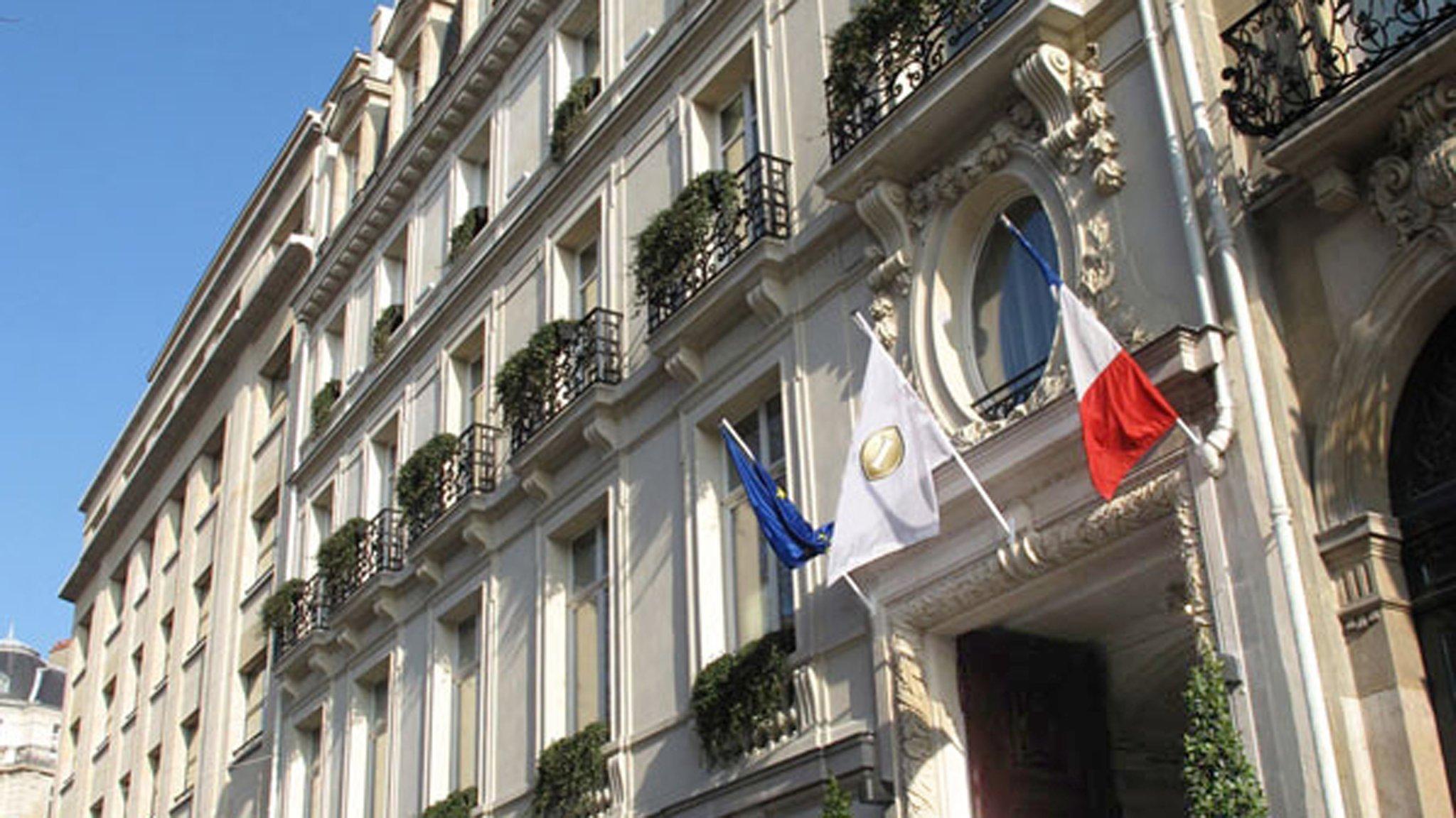 InterContinental Paris-Avenue Marceau