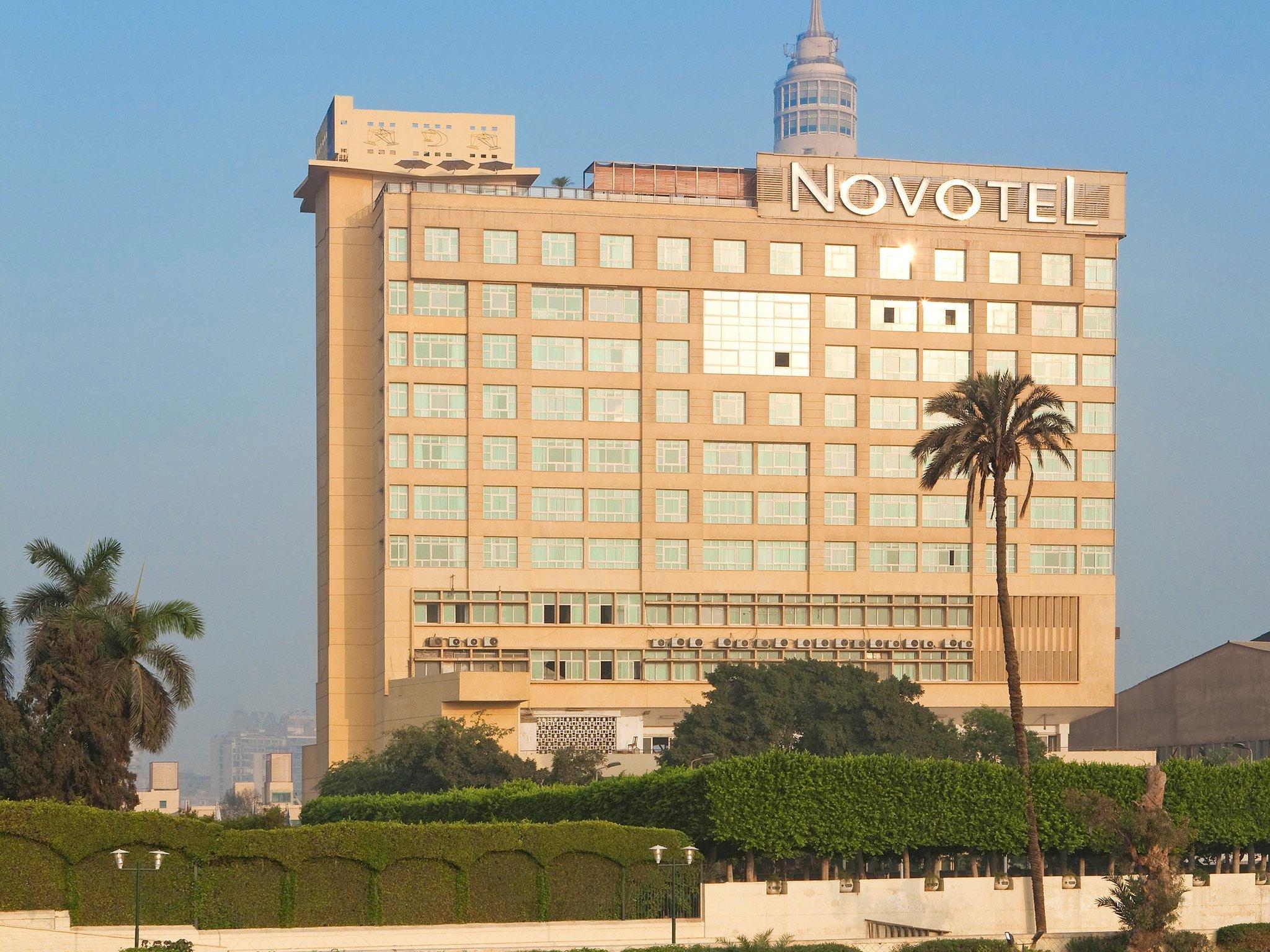 노보텔 카이로 엘 보르그
