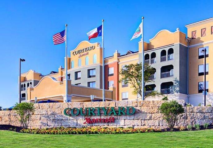 韋斯托弗希爾斯聖安東尼奧海洋世界萬怡飯店