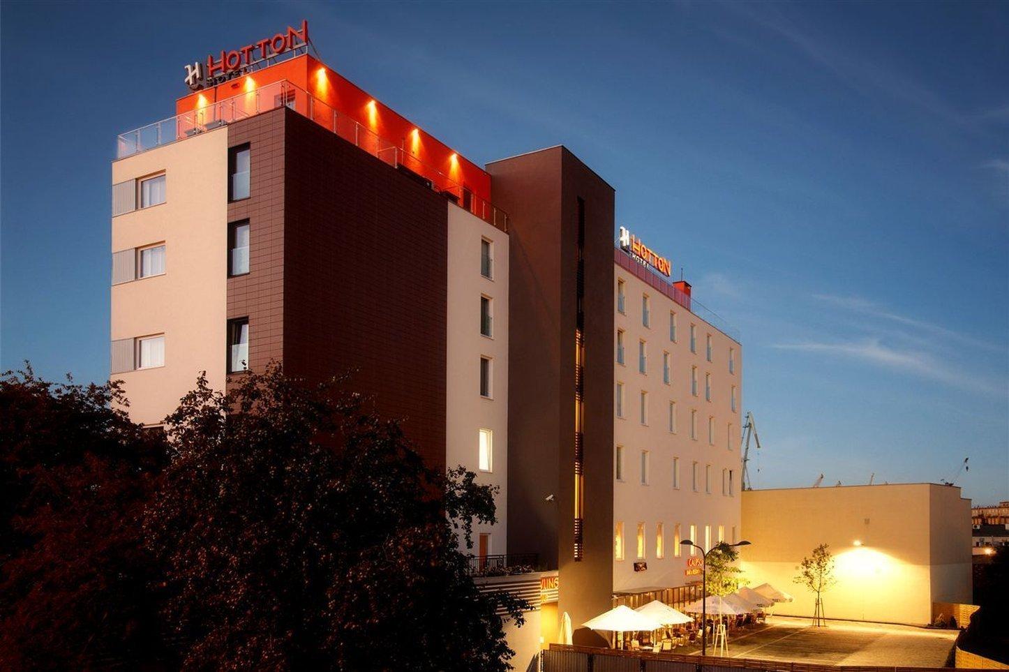 格丁尼亞中心霍通飯店
