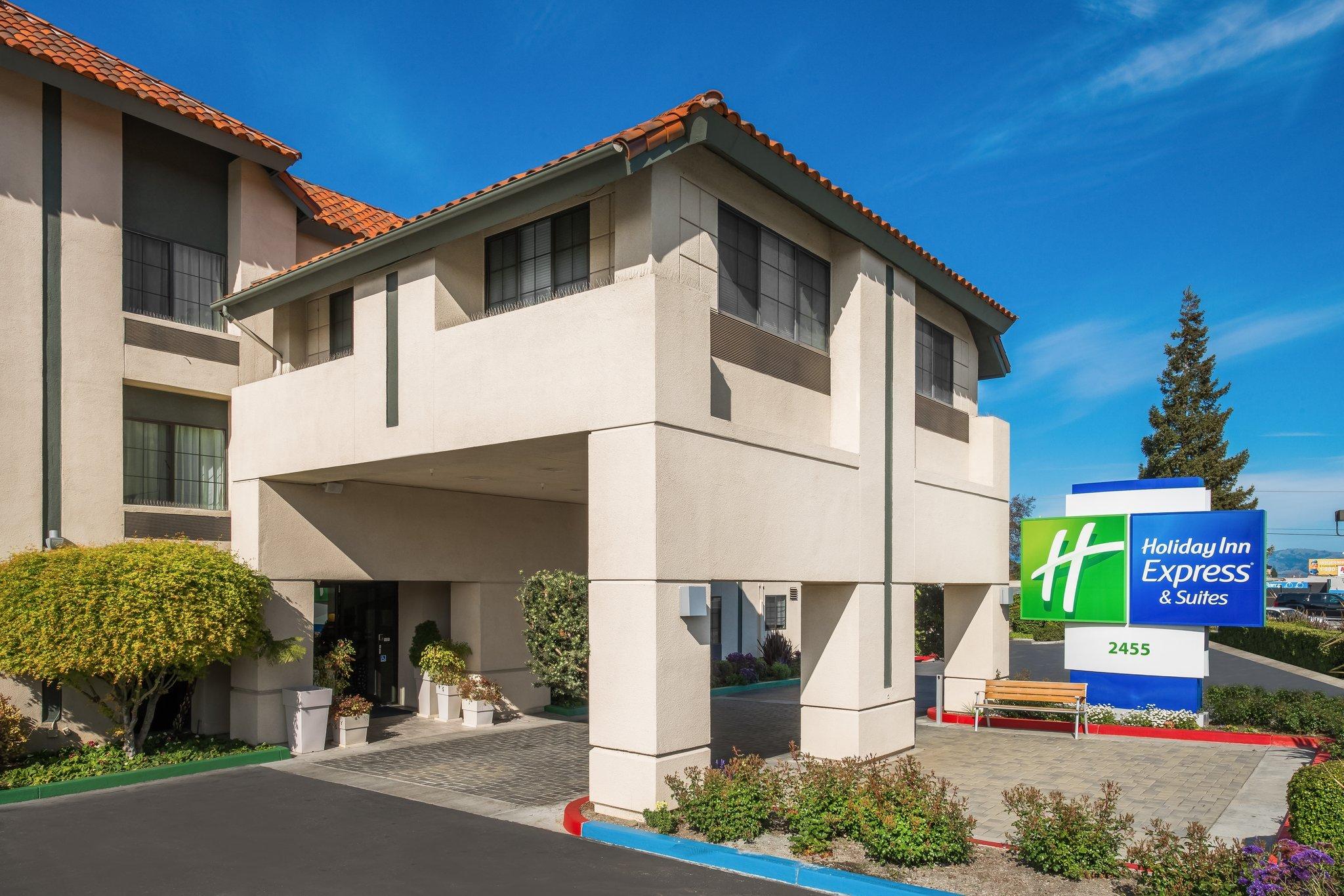 홀리데이 인 익스프레스 호텔 앤드 스위트 산타클라라-실리콘 밸리
