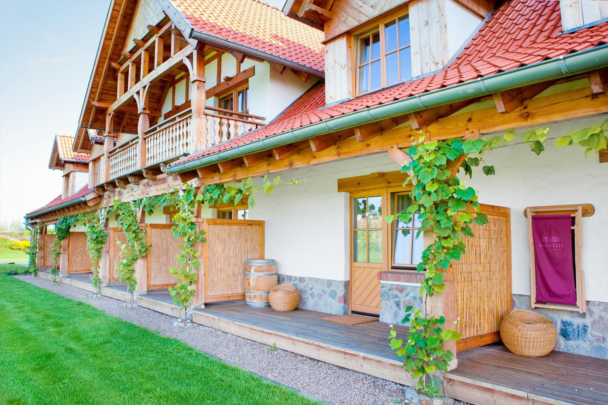 Gleboczek Vine Resort and Spa