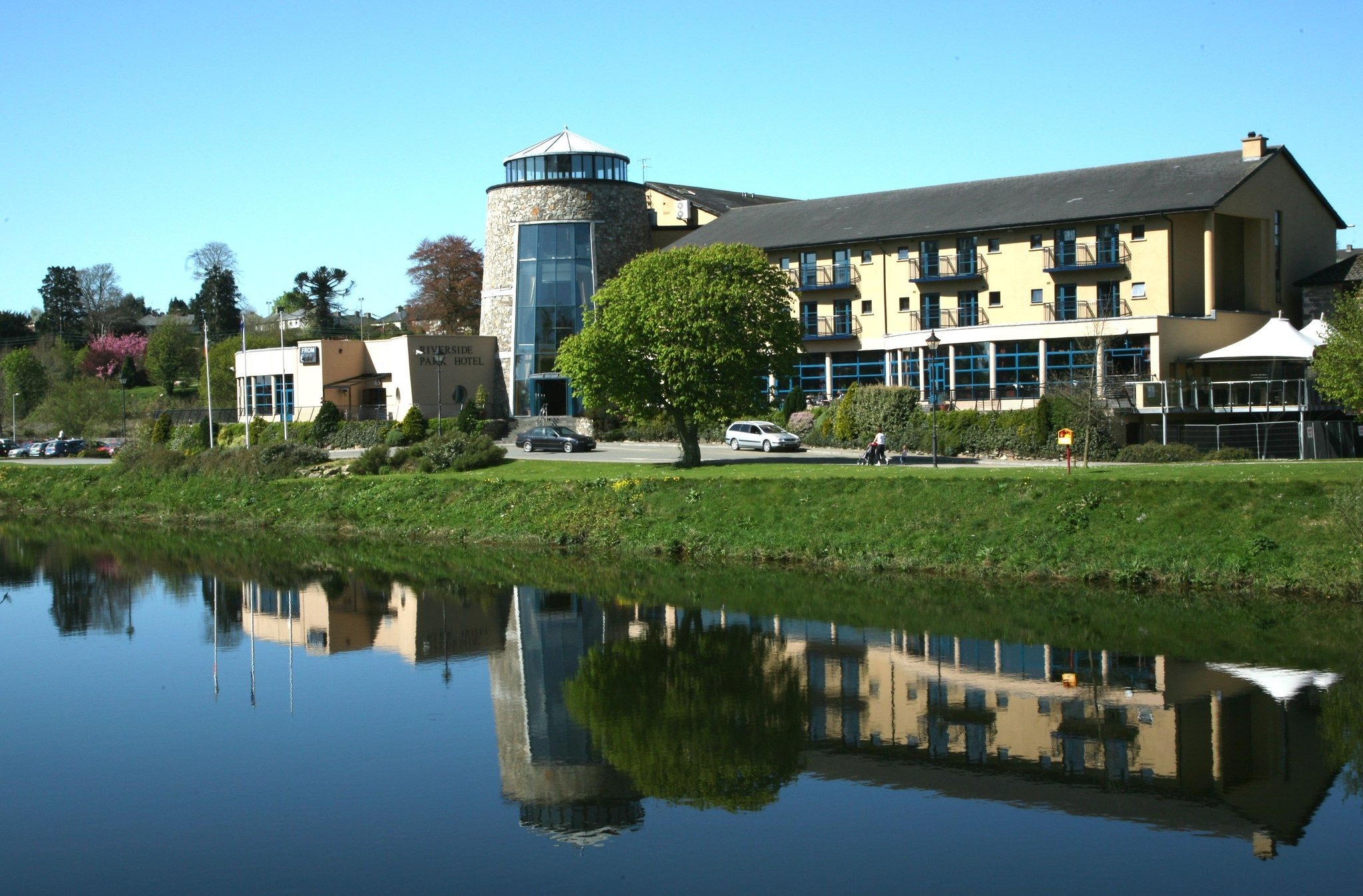 The Riverside Park Hotel & Leisure Club