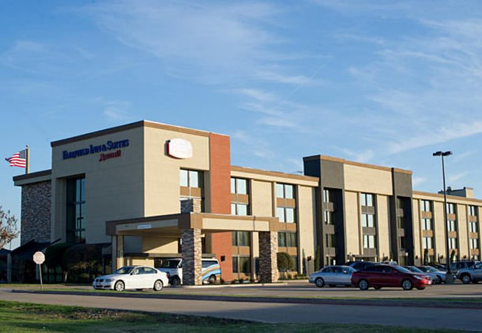 Fairfield Inn & Suites Dallas DFW Airport South/Irving
