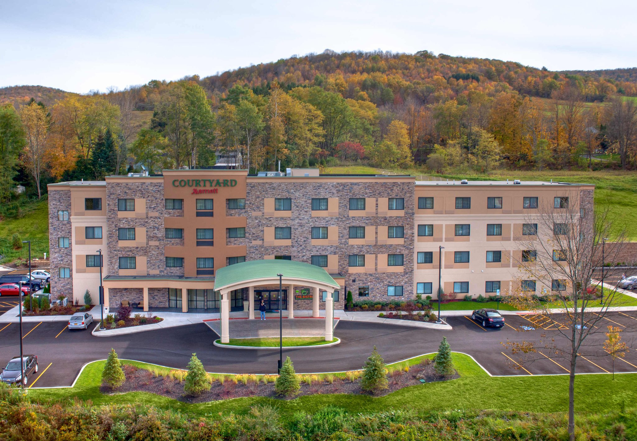 Courtyard Oneonta Cooperstown Area