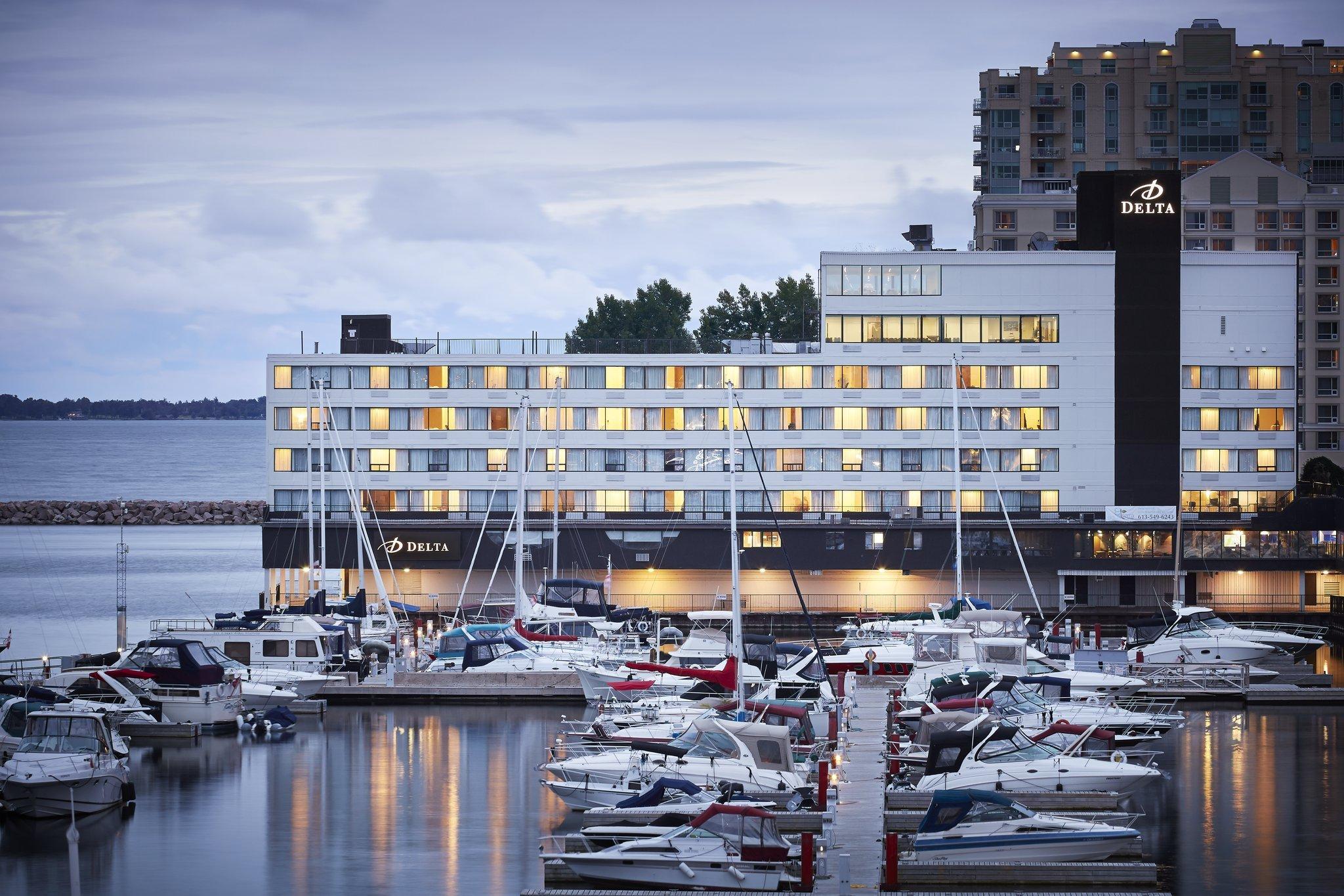金士頓海濱拉迪森飯店