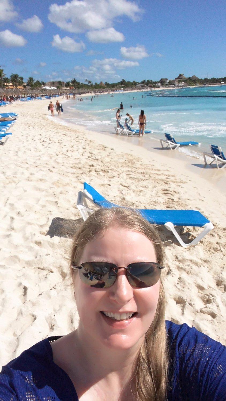 Tulum beach Oct 2016