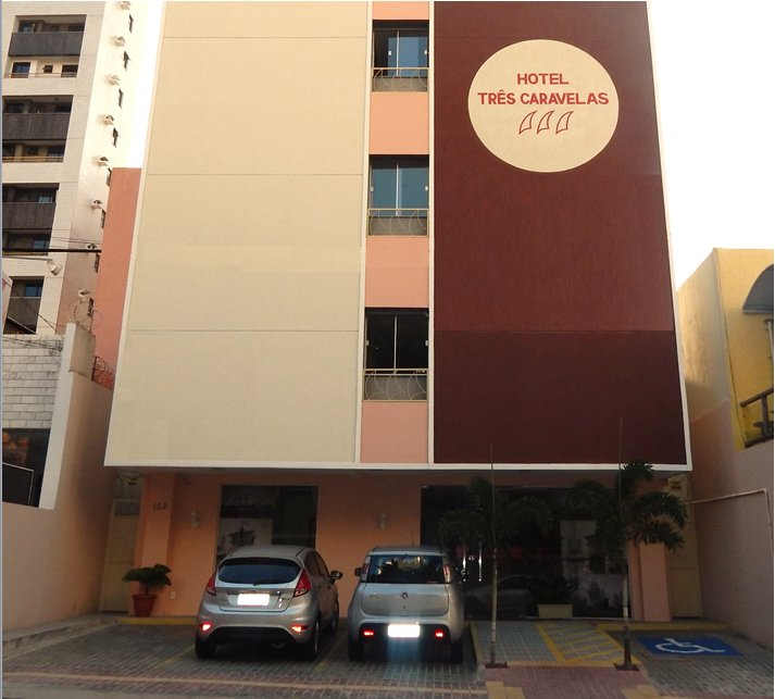Hotel Tres Caravelas