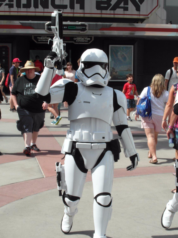 Stormtrooper at Disneys Hollywood Studios