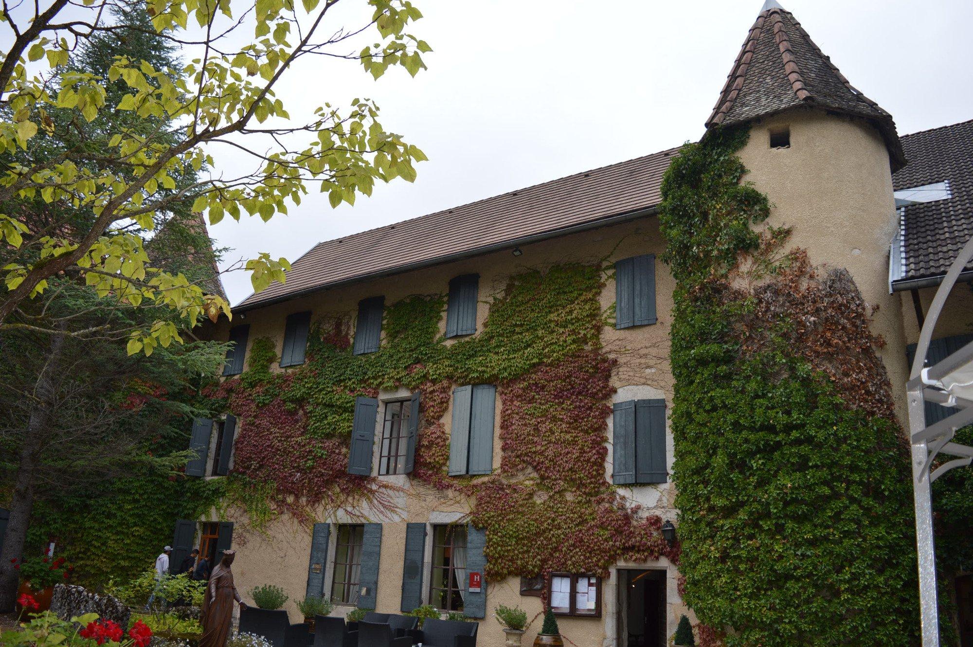 Chateau de Passieres