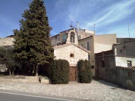 Capella de Sant Ramon de Portell